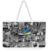 Gorch Fock 1958 Weekender Tote Bag