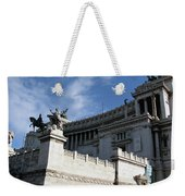 Government Building Rome Weekender Tote Bag