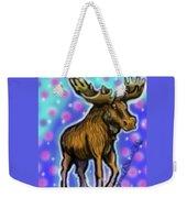 Graffiti Moose Weekender Tote Bag
