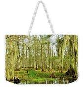 Grand Bayou Swamp  Weekender Tote Bag