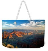 Grand Canyon National Park - Sunset On North Rim Weekender Tote Bag