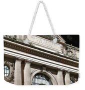 Grand Central Station New York City Weekender Tote Bag