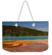 Grand Prismatic Pool IIi Weekender Tote Bag
