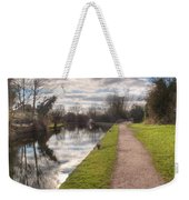 Grand Union Canal Rickmansworth Weekender Tote Bag