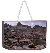 Granite Park Weekender Tote Bag