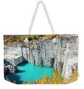 Granite Quarry Weekender Tote Bag