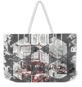 Graphic Art London Streetscene Weekender Tote Bag