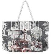 Graphic Art London Streetscene Weekender Tote Bag