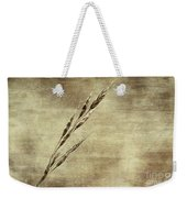 Grass Seeds Weekender Tote Bag