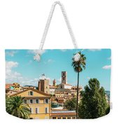 Grasse In Cote D'azur, France  Weekender Tote Bag