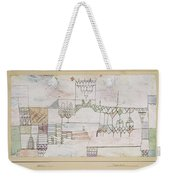 Great Hall For Singers Weekender Tote Bag