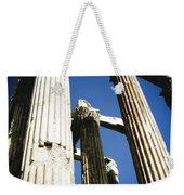 Greek Pillars Weekender Tote Bag