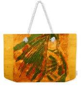 Green  - Tile Weekender Tote Bag