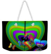 Green Image Weekender Tote Bag