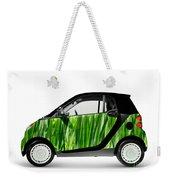 Green Mini Car Weekender Tote Bag