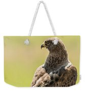 Greeting Dawn Weekender Tote Bag