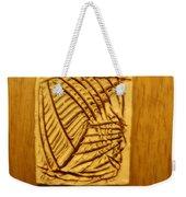Grit - Tile Weekender Tote Bag