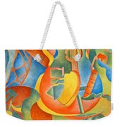 Grosse Guitare Weekender Tote Bag