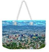 Guatemala City - Guatemala I Weekender Tote Bag