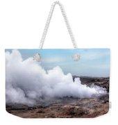 Gunnuhver - Iceland Weekender Tote Bag