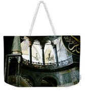 Hagia Sofia, Istanbul Weekender Tote Bag