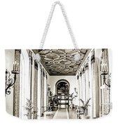 Hallway Of Elegance Weekender Tote Bag