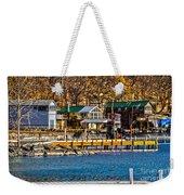 Hammondsport Docks Weekender Tote Bag