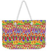 Happy Celebrations Abstract Acrylic Painting Fineart From Navinjoshi At Fineartamerica.com These Gra Weekender Tote Bag