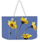 Happy Daisies II Weekender Tote Bag