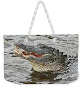 Happy Florida Gator Weekender Tote Bag