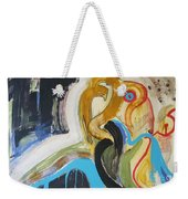 Hard To Escape Weekender Tote Bag