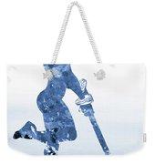 Harley Quinn-blue Weekender Tote Bag