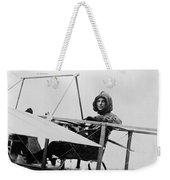 Harriet Quimby (1875-1912) Weekender Tote Bag