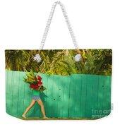 Hawaii Lifestyle Weekender Tote Bag