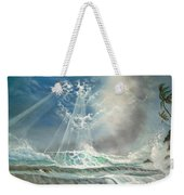 Hawaii Seascape Weekender Tote Bag