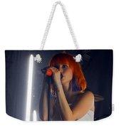 Hayley Williams Weekender Tote Bag