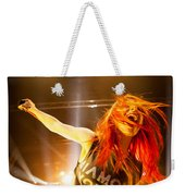 Hayley Williams Weekender Tote Bag