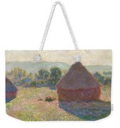 Haystacks, Midday Weekender Tote Bag