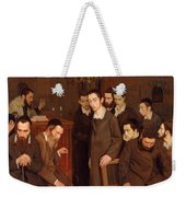 He Cast A Look And Went Mad Weekender Tote Bag