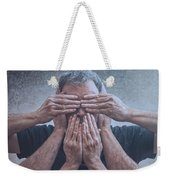 Hear, See, Speak Weekender Tote Bag