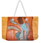 Heartfelt - Tile Weekender Tote Bag