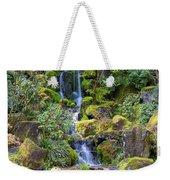 Heavenly Falls In Spring Weekender Tote Bag