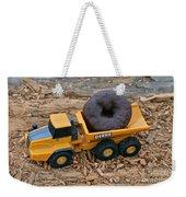 Heavy Load Weekender Tote Bag