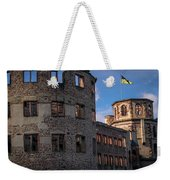 Heidelberg Castle Heidelberger Schloss Weekender Tote Bag