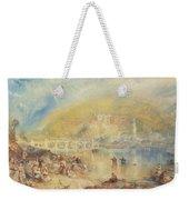 Heidelberg With A Rainbow Weekender Tote Bag