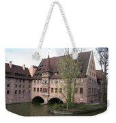 Heilig Geist Spital - Nuremberg Weekender Tote Bag