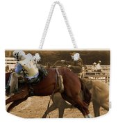 Helluva Rodeo-the Ride 6 Weekender Tote Bag
