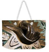 Helping Hands Weekender Tote Bag