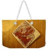 Herald - Tile Weekender Tote Bag