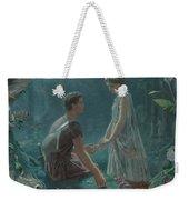 Hermia And Lysander Weekender Tote Bag